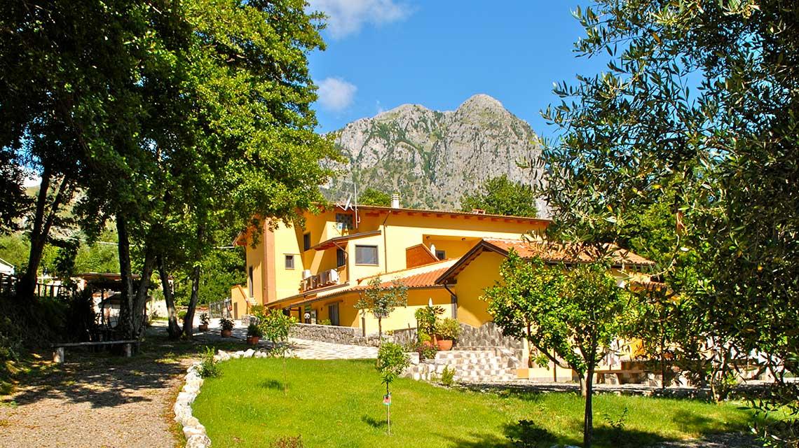 Country Hotel Verdeblu House