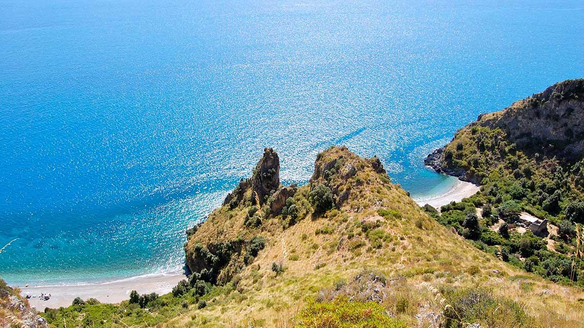 Spiagge Costa della Masseta