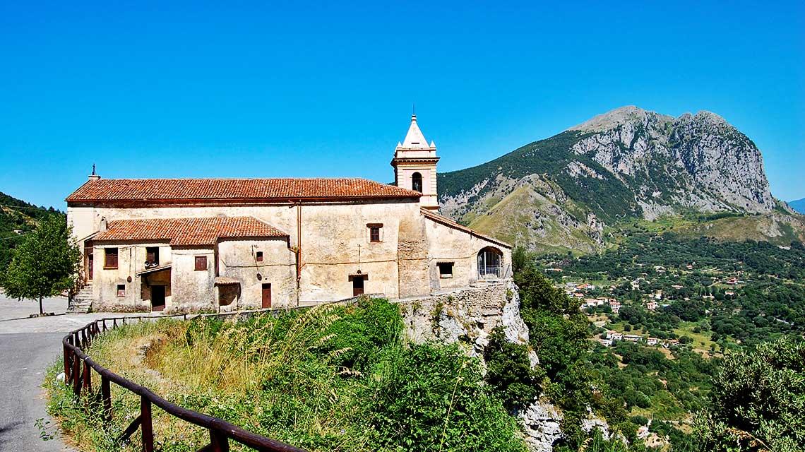 San Giovanni a Piro - Pietrasanta